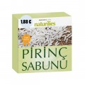Naturilies rice solid soap