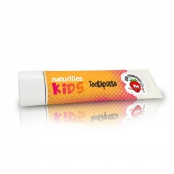 Naturilies baby toothpaste - strawberry