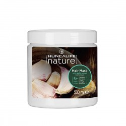 NATURE hair mask with garlic extract