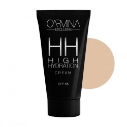 CARMINA EXCLUSIVE High Hydration Cream Make-up - Light Beige 01