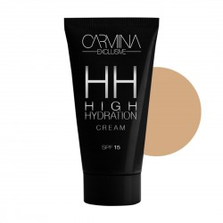 CARMINA EXCLUSIVE High Hydration Cream Make-up - Sand 03