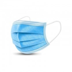 Disposable mask 3-layer 50 pcs