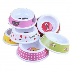 Plastic bowl for dogs 1500 ml