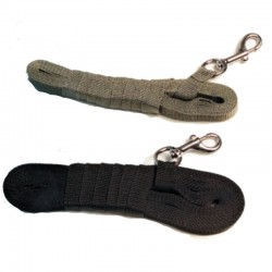 Tracking lead strap