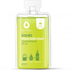 Dutybox DISHES - dishwashing detergent concentrate 2 x 50 ml