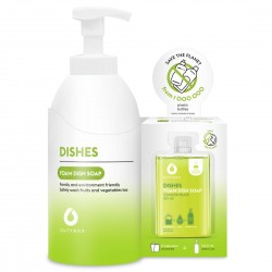 Dutybox Set - DISHES dishwashing detergent