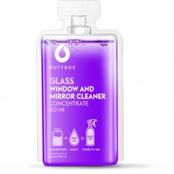 Dutybox - GLASS glass cleaner concentrate 2 x 50 ml