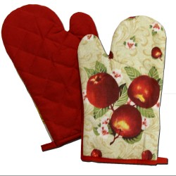 APPLE kitchen glove