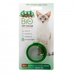 GOOD NEEM - Antiparasitic biological collar for cats 35 cm