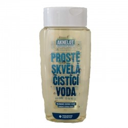 AKNELOT cleansing water for deep cleansing of problematic and oily skin