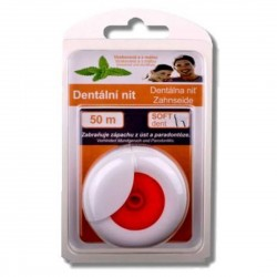 SOFTDENT dental floss Mint 50 m