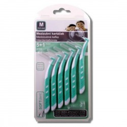 SOFTDENT interdental toothbrushes L System - M 0.6 mm