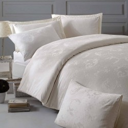 BELUGA ecru exclusive damask linen Issimo Home