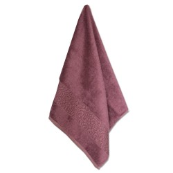 VALENCIA bamboo towel Issimo Home - Dusty Rose