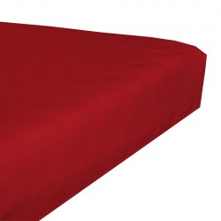 Jersey stretch bedsheet - Red