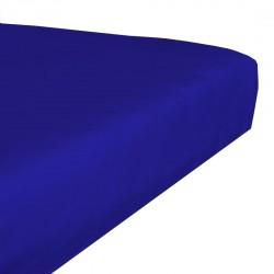 Jersey stretch bedsheet - Blue