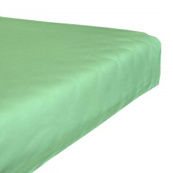 Jersey stretch bedsheet - Green Mint