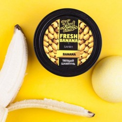 Banana - stiff hair shampoo with conditioner L'Cosmetics