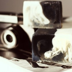 Cosa Nostra (inspired by Chanel - Egoiste Platinum) - perfumed natural handmade soap