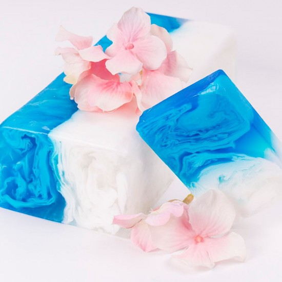 Sauvage (inspired by Dior - Sauvage) - perfumed natural handmade soap