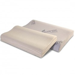 Verona lemon orthopedic pillow 40 x 70 cm