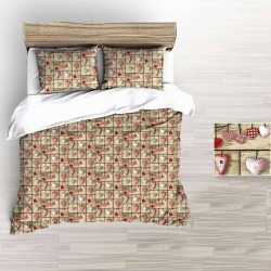 ARABICA flannel bedding
