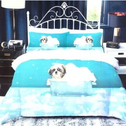 DOGGY bed linen