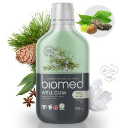 BIOMED mouthwash Well Gum 500 ml