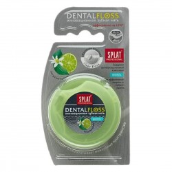 SPLAT dental floss Bergamont & Lime 30 m