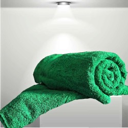 BASIC Mint green - terry towel, bath towel